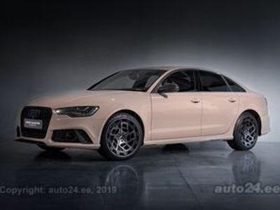 käytetty Audi RS6 S64.0 V8 TFSI 309kW - Luxury Collection Automobiles