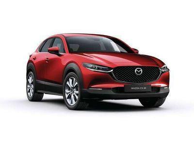 käytetty Mazda CX-30 2,0 (150hv) M Hybrid Skyactiv-G Vision MT