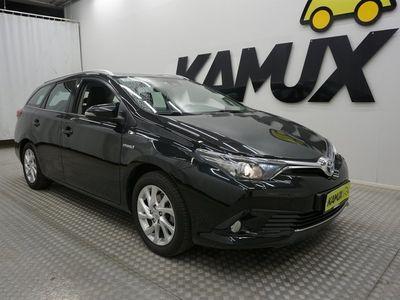käytetty Toyota Auris Touring Sports Hybrid 1.8 VVT-i + 3JM CVT, 136hk, 2017