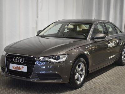käytetty Audi A6 Sedan 3,0 V6 TDI 150 quattro S tronic