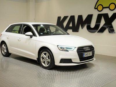 käytetty Audi A3 Sportback Business 1,6 TDI 81 kW S tronic # Suomi-Auto #** ADAPTIIVIVAKKARI, AUTOM. ILMASTOINTI, LED