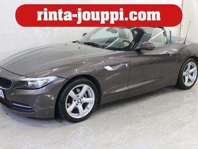 käytetty BMW Z4 sDRIVE 23i A - Näyttävä avo-auto!
