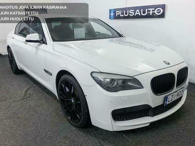 käytetty BMW 730 DA M-Sport Performance Automaatti **Aito M-Sport**Webasto ajastimella, 360 Kamerat, Prof. Hifi + Navi