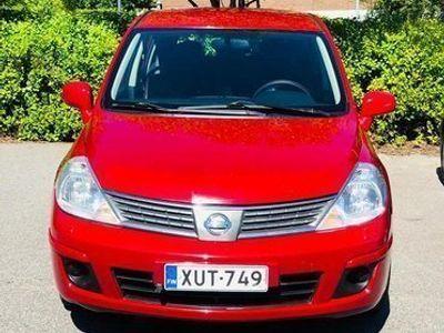 käytetty Nissan Tiida -09