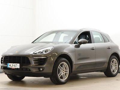 käytetty Porsche Macan S Diesel (MY15) - Tulossa myyntiin viikolla 6