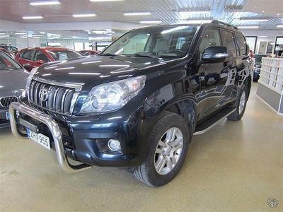 käytetty Toyota Land Cruiser 3,0 D-4D DPF Luxury aut. 7h