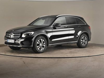 käytetty Mercedes GLC250 d 4Matic A Premium Business -Varusteltu yksilö-