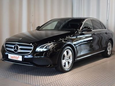 käytetty Mercedes E220 4Matic A Premium Pro SIS ALV 24%