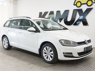 käytetty VW Golf Sportscombi 1.6 TDI Manuell, 105hk, 2014