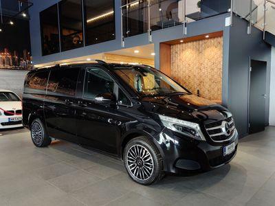 käytetty Mercedes V250 BlueTEC 4Matic pitkä A3 A Webasto,ILS,yms. *vaihto/rahoitus*
