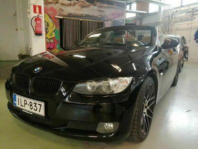 """käytetty BMW 320 Cabriolet 2.0D Automaatti, 19""""vanteet, Rahoitus jopa 0% käsirahalla!!"""