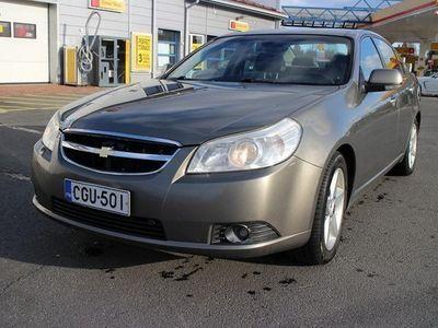 käytetty Chevrolet Epica 2.0TDI