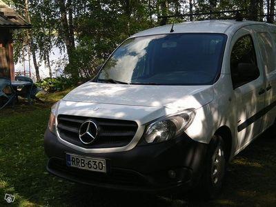 käytetty Mercedes Citan 109 CDI K Blue Efficiency