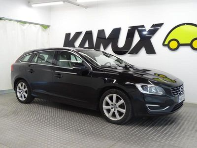 käytetty Volvo V60 T5 Bi-Fuel Business Summum Edition aut