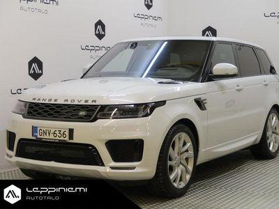 käytetty Land Rover Range Rover Sport P400e HSE / Supervarusteet! / Rahoitus / Vaihto