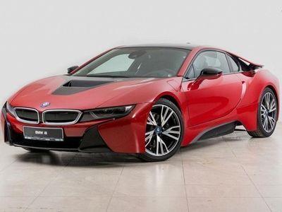 käytetty BMW i8