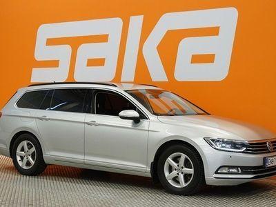 käytetty VW Passat Variant Comfortline 2,0 TDI 110 kW (150 hv) BlueMotion Technology DSG-aut. ** Suomi-auto / Navi / LE