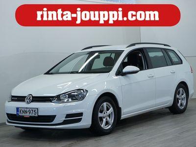 käytetty VW Golf Variant Comfortline 1,0 TSI 85 kW (115 hv) BLUEMOTION DSG-automaatti - Suomiauto, Vetokoukku, Lohkolämmitin