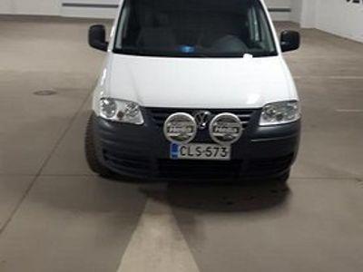 käytetty VW Caddy kaasu/bensa