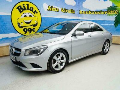 käytetty Mercedes CLA220 CDI Premium Business BE A / Vaihto / Rahoitus