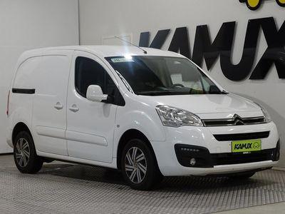 käytetty Citroën Berlingo Van BlueHDi 100 ETG6 Aut / ALV / Mirrorlink / Tutka / BT /