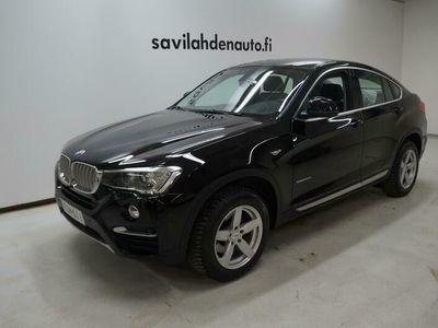 käytetty BMW X4 F26 xDrive20d A Business xLine