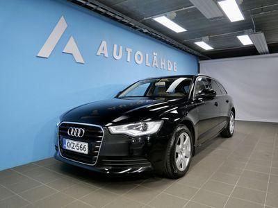 käytetty Audi A6 Avant Business 2,0TDI 130kW Aut Start-Stop KORKO 1.99%! KASKO VUODEKSI 299€!
