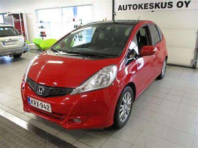 käytetty Honda Jazz 5D 1,4i Elegance CVT