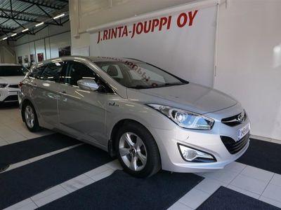 käytetty Hyundai i40 Wagon 1,6 GDI 6MT ISG Comfort Vähän ajettu!!