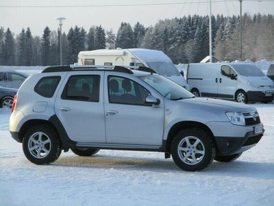 käytetty Dacia Duster 4x2 1,6 16V Hi-Flex Ice Sound