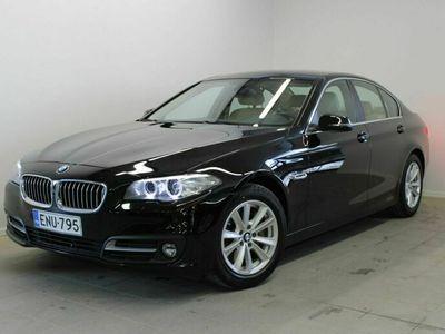 käytetty BMW 528 528 F10 Sedan i A Business Exclusive Edit, BPS takuu 24kk, Vetokoukku, Navi, Suomi-auto, 1-omistaja *