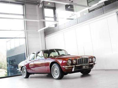 käytetty Jaguar XJ12 5.3 bensiini Series II Aut / Museo