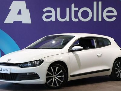 käytetty VW Scirocco *LOISTELIAS*1.4 TSI 118kw Tarkastettuna, Rahoituksella, Kotiin toimitettuna!