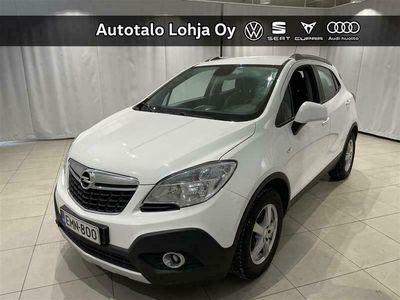 käytetty Opel Mokka 5-ov Enjoy 1,4 Turbo Start/Stop 4x4 103kW MT6, Neliveto talven liukkaille!