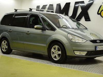käytetty Ford Galaxy 2,0 TDCi 140 hv autom. DPF Ghia Business A6 5-ovinen **SUOMI-AUTO / PA-LÄMMITIN / VAKKARI**