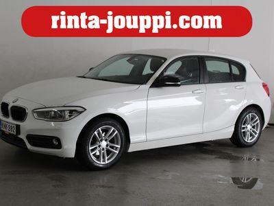 käytetty BMW 116 116 F20 Hatchback d A Business Sport - Tähän autoon tarjolla Automessu-tarjouksia!