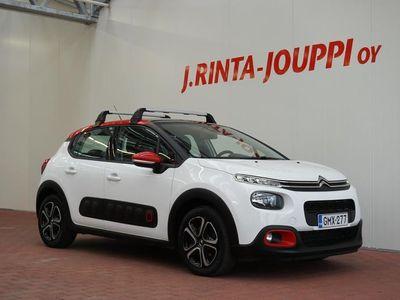 käytetty Citroën C3 PureTech 110 Shine**PANORAAMAKATTO**