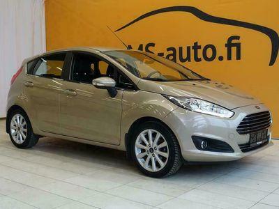 käytetty Ford Fiesta 1.0 Ecoboost Titanium #Vähänajettu #Automaatti #Lämm.Tuulilasi #Tyylikäs