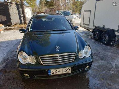 käytetty Mercedes C200 Kompressor STW A