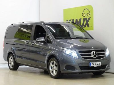 käytetty Mercedes V220 V// VETOKOUKKU/ILS/KAISTAVAHTI/BLINDSPOT/6-PAIKKAINEN/P.KAMERA//