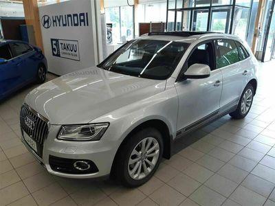 käytetty Audi Q5 Business 2,0 TDI 130 kW quattro S tronic *Panoraamakatto, Urheiluistuimet*