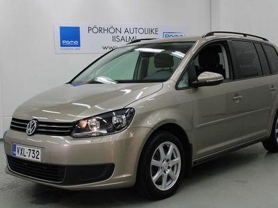 käytetty VW Touran Comfortline 1,4 TSI 103 DSG (MY14)