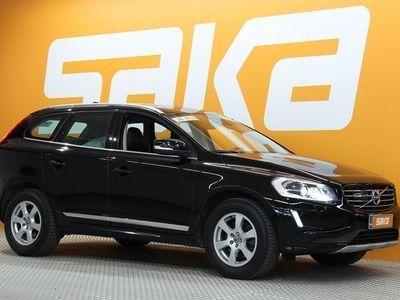käytetty Volvo XC60 D4 Momentum aut** Merkkihuollettu / Sähkökontti / VOC / Tutkat **