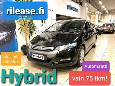käytetty Honda Insight 5D 1,3 Elegance Business HYBRID Automaatti Androidauto apps vain 76 tkm !