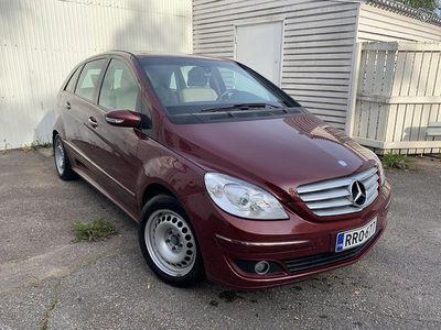 käytetty Mercedes B170 5d