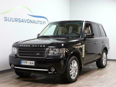 käytetty Land Rover Range Rover HSE 5.0 V8 A ** UPEA ISO RANGE ROVER! **
