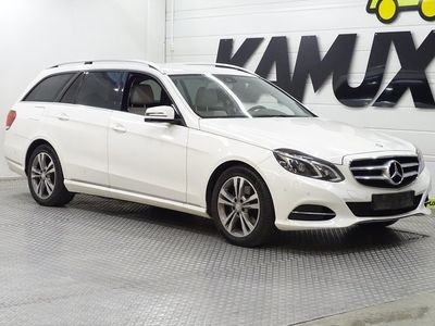 käytetty Mercedes E220 BlueTec T 4Matic A Business / Neliveto / ILS / Webasto