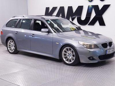 käytetty BMW 530 d Touring / M-SPORT / Manuaali / Nahkasisusta / Vetokoukku