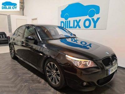 käytetty BMW 523 i 4d M-SPORT *SUOMIAUTO, DESIGNO NAHAT, LCI VALOT, XENON, 89E/KK*