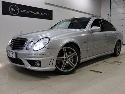 käytetty Mercedes E63 AMG A